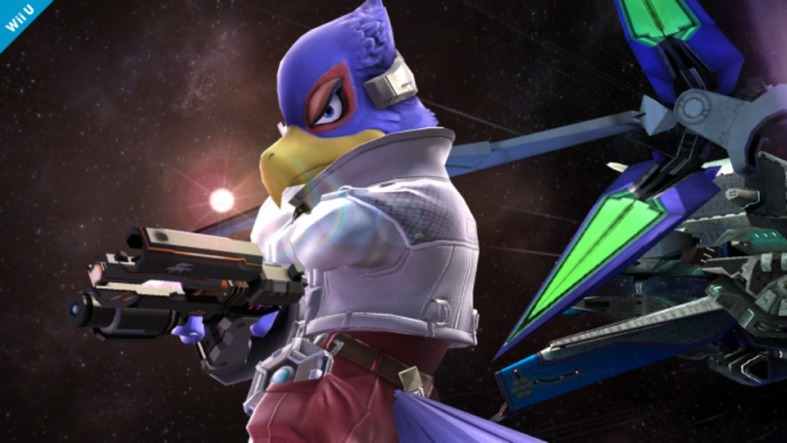 Falco Blaster Trained