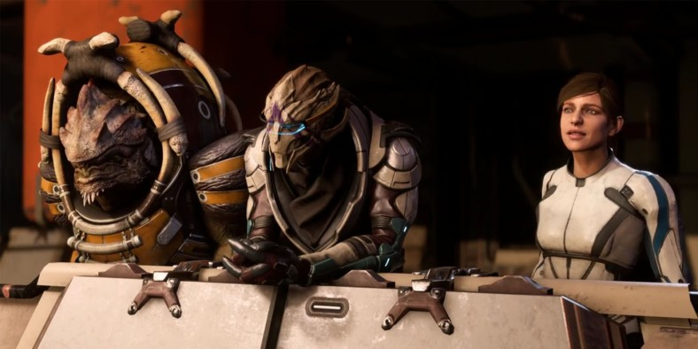 Mass Effect Drak